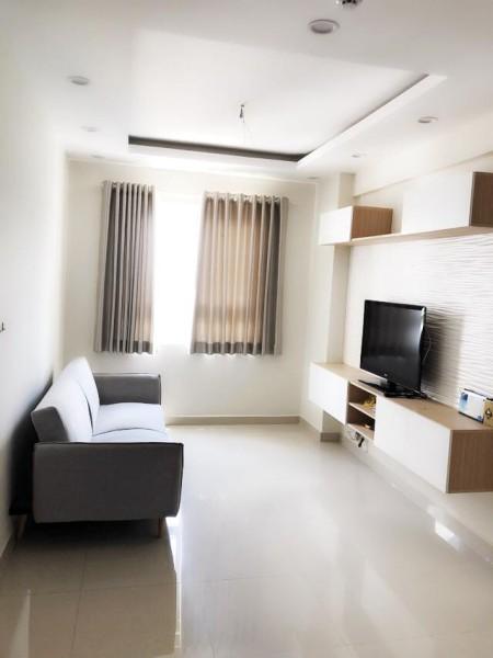 Cho thuê căn hộ topaz city Cao Lỗ, Quận 8 2PN-2WC full nội thất giá 10tr LH 0938860382, 60m2, 2 phòng ngủ, 2 toilet