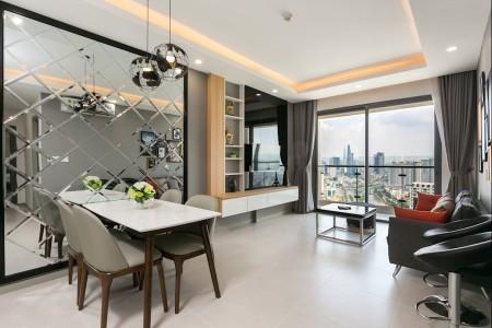 Cho thuê căn hộ The Gold View, 346 Bến Vân Đồn - Q4 18tr 2PN-2WC giá tốt nhất thị trường, 18m2, 2 phòng ngủ, 2 toilet