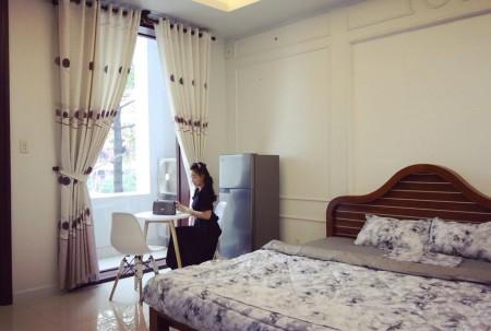 Cho thuê chung cư mini ngã 4 #Cao Thắng - 3/2 Q.3 giá từ 7tr LH 09.887.888.70, 35m2, 1 phòng ngủ, 1 toilet