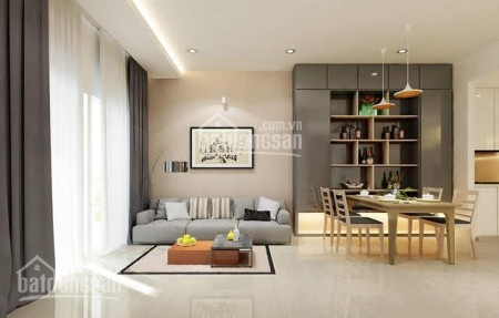 Cho thuê căn hộ chính chủ The Sun Quận 2. DT 90m2, 3 PN, giá 18 triệu/tháng, 90m2, 3 phòng ngủ, 2 toilet