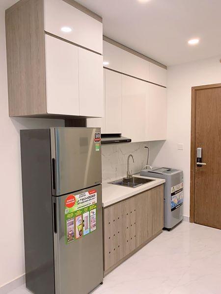 Cho thuê 2 căn Officetel liền kề, 30m2, full nội thất. Giá 13.5tr. LH 0901881616, 30m2, 1 phòng ngủ, 1 toilet
