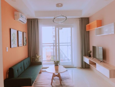 Cho thuê căn hộ chung cư Florita khu Him Lam Q7, gần Lotte Mart. 2 PN, 2WC, 80m2, 2 phòng ngủ, 2 toilet