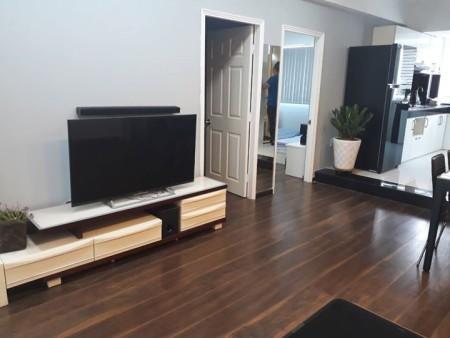 Cho thuê căn hộ chung cư H3 Hoàng Diệu, Q4. full nội thất, giá 15tr/tháng, 70m2, 2 phòng ngủ, 1 toilet