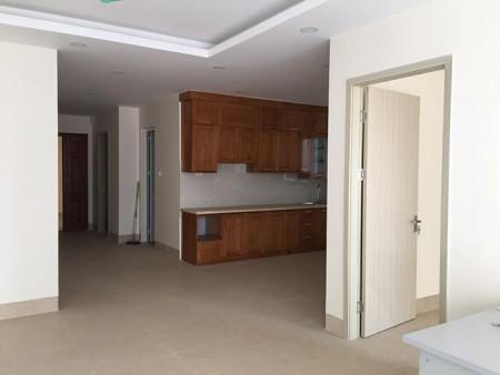 Cần cho thuê gấp căn hộ Ngoại Diao Đoàn. 3 phòng ngủ, 110m2. Giá chỉ 9.5tr/tháng, 110m2, 3 phòng ngủ, 2 toilet