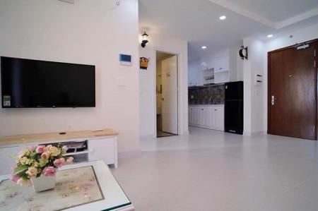 Cho thuê chung cư Gold View Quận 4. 2pn, full nội thất, 80m2, 2 phòng ngủ, 2 toilet