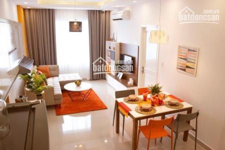 Trống căn hộ 58m2, cần cho thuê 2 PN, giá 6 triệu/tháng. CC 9 View Apartment, 58m2, 2 phòng ngủ, 2 toilet