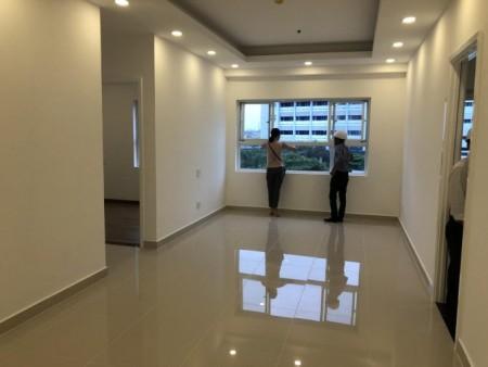 Cho thuê căn góc 3 PN, 9 View Apartment, dt 87m2, giá 12 triệu/tháng, chưa nội thất, 87m2, 3 phòng ngủ, 2 toilet
