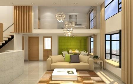 Cho thuê căn hộ mới, có nội thất, dt 89m2, 3 PN, La Astoria Quận 2, 89m2, 3 phòng ngủ, 3 toilet