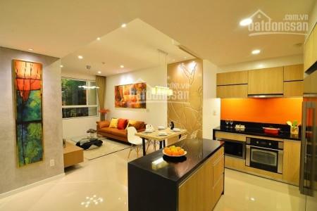 Cho thuê căn hộ mới 100%, dt 88m2, 3 phòng ngủ, giá 20 triệu/tháng. CC Orchard Park View, 88m2, 3 phòng ngủ, 2 toilet