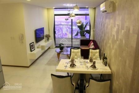 Cho thuê căn hộ trong cc HaDo Centrosa Quận 10. DT 107m2, 3 PN, giá 25 triệu/tháng, 107m2, 3 phòng ngủ, 2 toilet