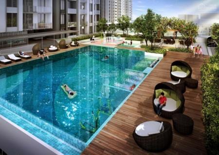 Cần cho thuê căn hộ mới dt 87m2, giá 17 triệu/tháng. HaDo Centrosa Garden Quận 10, 87m2, 2 phòng ngủ, 2 toilet