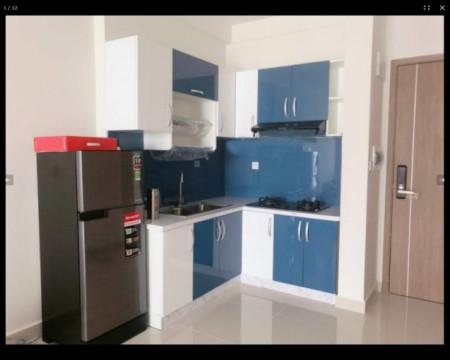 Gia đình cho thuê căn hộ mới 100%, cc Richstar Tân Phú, dt 70m2, giá 10 triệu/tháng, 70m2, 2 phòng ngủ, 2 toilet