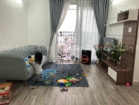 Cho thuê căn hộ tầng cao, dt 80m2, giá 8 triệu/tháng. CC Tara Residence Quận 8, 80m2, 2 phòng ngủ, 2 toilet