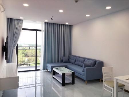 Cần cho thuê căn hộ góc mới 100%, Callla Garden, dt 86m2, giá 10 triệu/tháng, 86m2, 3 phòng ngủ, 2 toilet