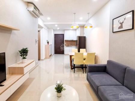 Cho thuê căn hộ Golden Mansion, dt 75m2, đủ đồ giá 19 triệu/tháng, 75m2, 2 phòng ngủ, 2 toilet