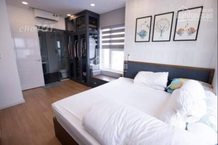 Xi Grand Court cần cho thuê căn hộ 78m2, 2 PN, đã có đồ dùng, giá 18 triệu/tháng, 78m2, 2 phòng ngủ, 2 toilet