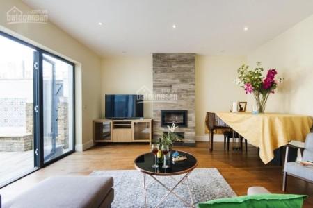 Căn hộ mới cần cho thuê dt 75m2, 2 PN, tầng cao, cc Golden Mansion, giá 12 triệu/tháng, 75m2, 2 phòng ngủ, 2 toilet