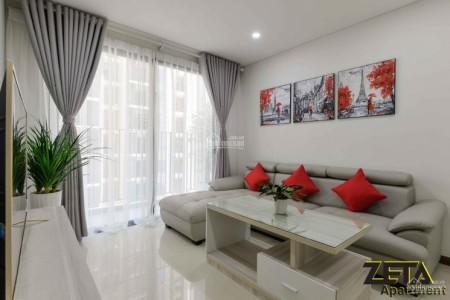 Chủ cho thuê căn hộ 60m2, cc Centrosa Garden Quận 10, giá 18 triệu/tháng, 60m2, 1 phòng ngủ, 1 toilet