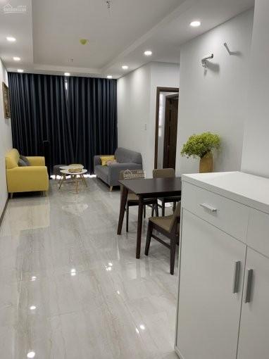Trống căn hộ rộng 69m2, 2 PN, có sẵn đồ, cc Him Lam Phú An, giá 6.5 triệu/tháng, 69m2, 2 phòng ngủ, 2 toilet