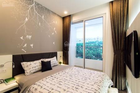 Còn trống căn tầng cao, dt 69m2, giá 12 triệu/tháng. ĐC Golden Mansion Phổ Quang, 69m2, 2 phòng ngủ, 2 toilet