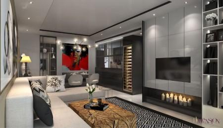 Cập nhật thêm căn hộ mới cần cho thuê, dt 70m2, cc D1 Mension, giá 33 triệu/tháng, 70m2, 3 phòng ngủ, 2 toilet
