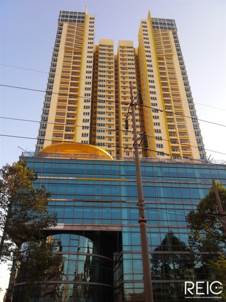 Mình cần cho thuê căn hộ 88m2, 3 PN, cc Golden Plaza, giá từ 18 triệu/tháng, LHCC, 88m2, 3 phòng ngủ, 2 toilet