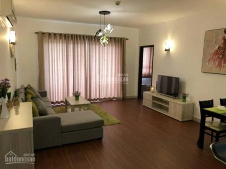 Cho thuê căn hộ 107 Trương Định, dt 80m2, 2 PN, giá 25 triệu/tháng, LHCC, 80m2, 2 phòng ngủ, 2 toilet
