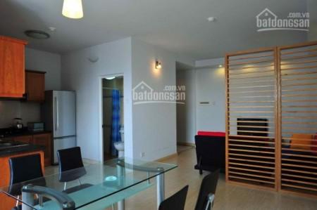 Cho thuê căn hộ Central Garden 2 PN, dt 90m2, có đủ đồ, giá 15 triệu/tháng, 90m2, 2 phòng ngủ, 2 toilet