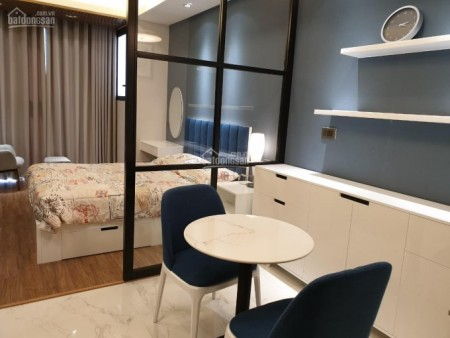 Cho thuê căn hộ Officetel 32m2, cc Madison cao cấp, giá 28 triệu/tháng, LHCC, 32m2, 1 phòng ngủ, 1 toilet