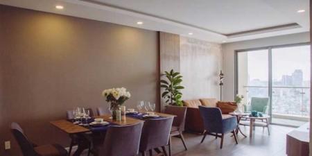 Cần cho thuê căn hộ cao cấp Madison, 2 PN, có đủ đồ, dt 88m2, giá 2000 USD/tháng, 88m2, 2 phòng ngủ, 2 toilet