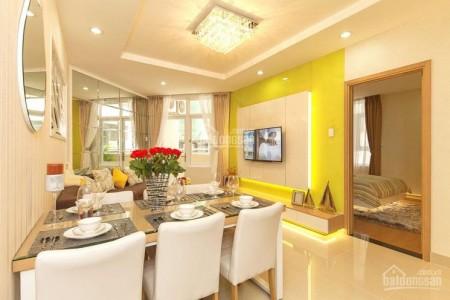 Chủ cho thuê căn hộ Him Lam Quận 6. DT 97m2, giá 12 triệu/tháng, 97m2, 2 phòng ngủ, 2 toilet