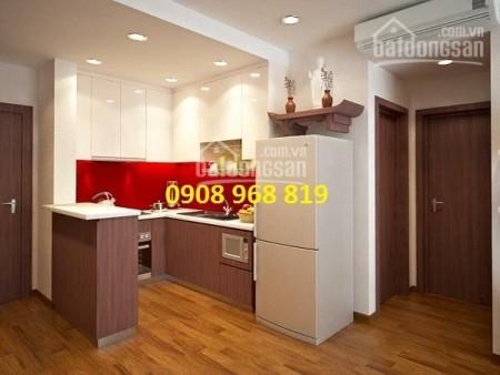 Chủ cần cho thuê nhà rộng 50m2, giá 15 triệu/tháng. CC Galaxy 9, đủ đồ dùng, 50m2, 1 phòng ngủ, 1 toilet