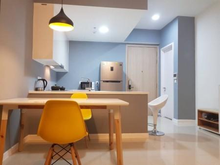 Cho thuê căn hộ T3, tầng cao, cc Estella Heights, dt 59m2, giá 17 triệu/tháng, 59m2, 1 phòng ngủ, 1 toilet
