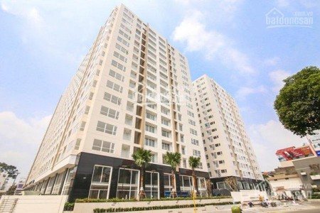 Căn hộ mới rộng 100m2, cần cho thuê, giá 14 triệu/tháng. CC Sky Center, 100m2, 3 phòng ngủ, 2 toilet