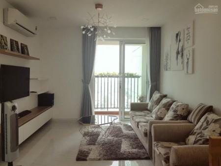 Mình cần cho thuê căn hô đủ nội thất, cc Vista Verde, dt 74m2, giá 18 triệu/tháng, 74m2, 2 phòng ngủ, 2 toilet