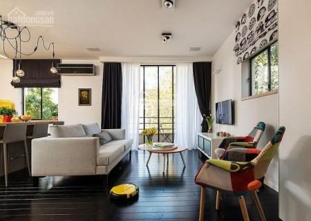 Căn hộ mới tầng trung dt 105m2, cc Garden Gate, giá 18 triệu/tháng, LHCC, 105m2, 3 phòng ngủ, 2 toilet