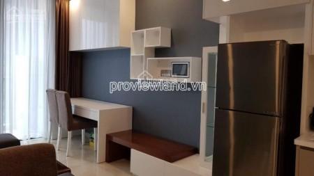 Căn hộ tầng cao Block Aqua 3 cc Vinhomes Ba Son cần cho thuê, dt 45m2, giá 27.8 triệu/tháng, 45m2, 1 phòng ngủ, 1 toilet