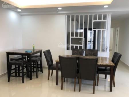 Vừa nhận căn hộ Le Jardin, dt 110m2, cần cho thuê dt 110m2, giá 24 triệu/tháng, 110m2, 3 phòng ngủ, 2 toilet