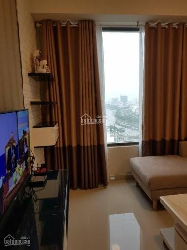 Chủ cần cho thuê căn hộ tầng cao, dt 74m2, giá 23 triệu/tháng. CC River Gate, 74m2, 2 phòng ngủ, 2 toilet