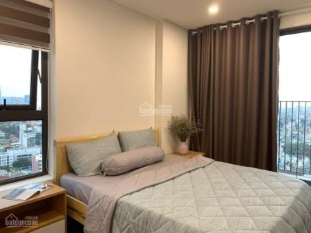 Cần cho thuê căn hộ đủ nội thất, view đẹp, dt 75m2, cc River Gate, giá 20 triệu/tháng, 75m2, 2 phòng ngủ, 2 toilet