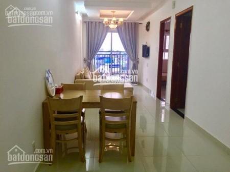 Căn hộ 2 PN, tầng cao cc Melody Tân Phú, dt 71m2, giá 12 triệu/tháng, 71m2, 2 phòng ngủ, 2 toilet
