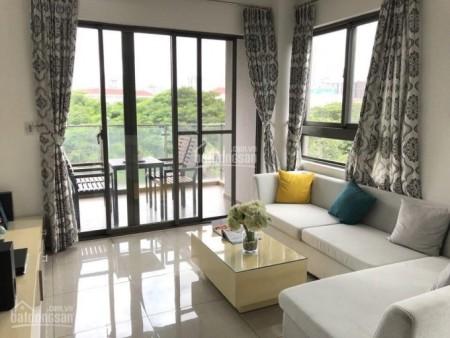 Cho thuê căn hộ rộng 78m2, 2 PN, cc Cosmo City, tầng cao, giá 18 triệu/tháng, 78m2, 2 phòng ngủ, 2 toilet