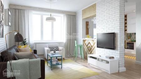 Sunny Plaza cho thuê căn hộ tầng cao 80m2, 2 PN, giá 13 triệu/tháng, 80m2, 2 phòng ngủ, 2 toilet