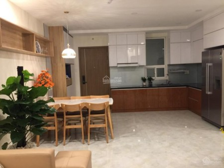 Mình cần cho thuê căn hộ tầng cao, dt 94m2, 3 PN, cc Richstar, giá 14 triệu/tháng, 94m2, 3 phòng ngủ, 2 toilet