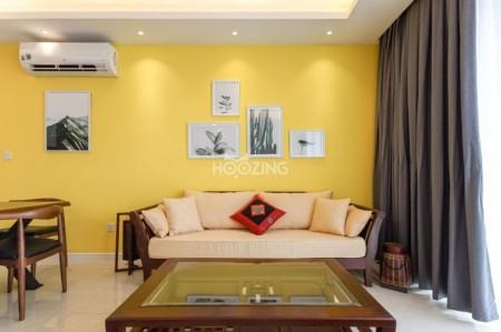 Gia đình cho thuê căn hộ rộng 107.88m2, 3 PN, cc Masteri Millennium, giá 39.1 triệu/tháng, 10.788m2, 3 phòng ngủ, 2 toilet