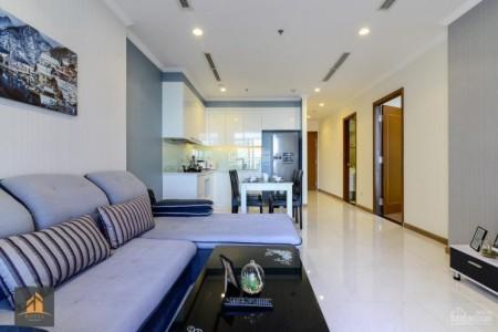Cho thuê căn hộ Vinhomes tầng cao, dt 88m2, 2 PN, giá 25 triệu/tháng, 88m2, 2 phòng ngủ, 2 toilet