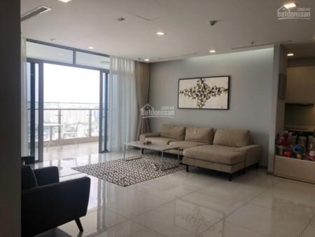 Chủ cho thuê căn hộ tầng 35, dt 180m2, 4 PN, giá 50 triệu/tháng, cc Vinhomes Bình Thạnh, 180m2, 4 phòng ngủ, 3 toilet
