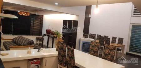 Cho thuê căn hộ 200m2, có sân vườn, cc Phú Hoàng Anh, giá 26 triệu/tháng, 200m2, 4 phòng ngủ, 4 toilet