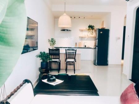 Cho thuê căn hộ mới The Sun Quận 2, dt 76m2, giá 16 triệu/tháng, tầng cao, 76m2, 2 phòng ngủ, 2 toilet