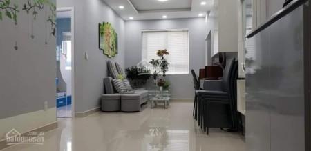 Cho thuê căn hộ Topaz City, nội thất cơ bản, dt 73m2, 2 PN, giá 8.5 triệu/tháng, 73m2, 2 phòng ngủ, 2 toilet